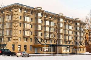 Элитный объект в Москве по адресу: Комсомольский проспект, д. 9  от агентства элитной недвижимости Finch