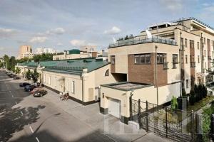 Элитный объект в Москве по адресу: Усачева ул., д. 3 от агентства элитной недвижимости Finch