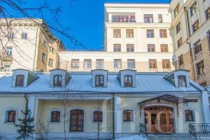 Элитный объект в Москве по адресу: Большая Полянка  ул., дом 43 стр. 3 от агентства элитной недвижимости Finch