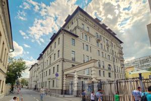 Элитный объект в Москве по адресу: 2-ой Казачий пер. д. 4  от агентства элитной недвижимости Finch