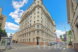 Элитный объект в Москве по адресу: Погорельский пер., д. 6 от агентства элитной недвижимости Finch