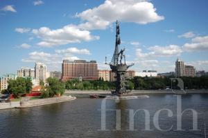Элитный объект в Москве по адресу: Пречистенская наб. д. 17 от агентства элитной недвижимости Finch