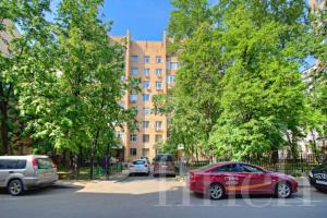 Элитный объект в Москве по адресу: Гагаринский пер. д. 24-7 от агентства элитной недвижимости Finch