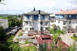 Элитный объект в Москве по адресу: Андреевская набережная, д. 1 от агентства элитной недвижимости Finch