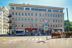 Элитный объект в Москве по адресу: Остоженка ул.,  д. 27  от агентства элитной недвижимости Finch