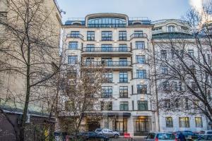 Элитный объект в Москве по адресу: Большой Козихинский пер., дом 25 от агентства элитной недвижимости Finch
