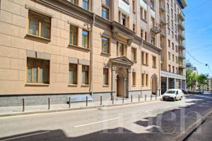 Элитный объект в Москве по адресу: Барыковский пер., д. 6  от агентства элитной недвижимости Finch