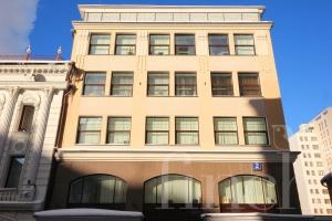 Элитный объект в Москве по адресу: Большой Саввинский пер. д.2 стр.9 от агентства элитной недвижимости Finch