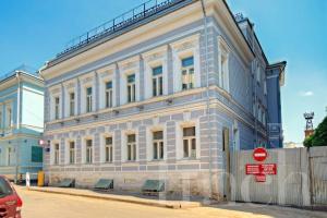 Элитный объект в Москве по адресу: Знаменка ул., д. 9/12 стр. 1  от агентства элитной недвижимости Finch