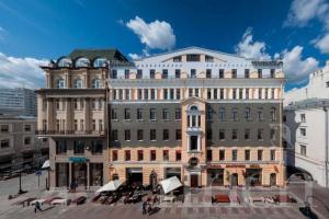Элитный объект в Москве по адресу: Большая Дмитровка ул., д. 7/5 стр 2. от агентства элитной недвижимости Finch