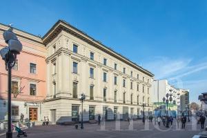 Элитный объект в Москве по адресу: Арбат ул., д. 24-26 от агентства элитной недвижимости Finch
