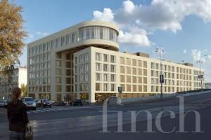 Элитный объект в Москве по адресу: Садовническая наб.,  вл.31 от агентства элитной недвижимости Finch