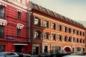Элитный объект в Москве по адресу: Малая Бронная ул. д. 26 строение 1 от агентства элитной недвижимости Finch
