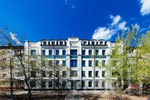 Элитный объект в Москве по адресу: 1-ый Добрынинский пер., д. 8 от агентства элитной недвижимости Finch
