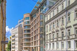 Элитный объект в Москве по адресу: Брюсов пер.  д. 19   от агентства элитной недвижимости Finch