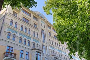 Элитный объект в Москве по адресу: Гоголевский бульвар, д. 29 от агентства элитной недвижимости Finch