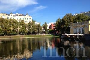 Элитная квартира в Москве по адресу: Малая Бронная ул., дом 32 от агентства элитной недвижимости Finch