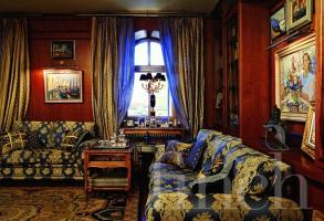 Элитная квартира в Москве по адресу: Остоженка ул.,  дом 25 от агентства элитной недвижимости Finch