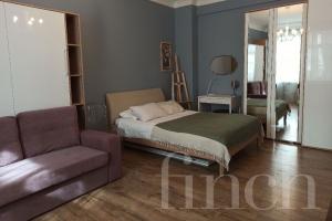 Элитная квартира в Москве по адресу: Малая Пироговская 11 от агентства элитной недвижимости Finch