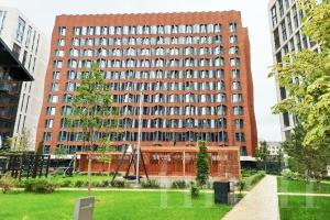 Элитная квартира в Москве по адресу: Усачева ул., дом 11 от агентства элитной недвижимости Finch