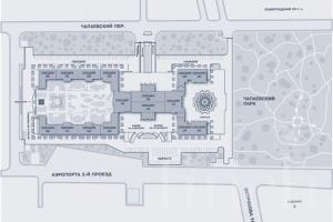 Элитная квартира в Москве по адресу: Чапаевский переулок, дом 3 от агентства элитной недвижимости Finch