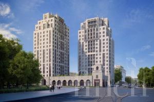 Элитная квартира в Москве по адресу: Орджоникидзе ул., вл. 1 от агентства элитной недвижимости Finch