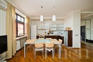 Элитная квартира в Москве по адресу: Погорельский пер., дом 6 от агентства элитной недвижимости Finch