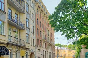 Элитная квартира в Москве по адресу: Большой Левшинский пер. дом 11  от агентства элитной недвижимости Finch
