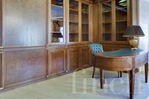 Элитная квартира в Москве по адресу: Малый Новопесковский  пер., дом 8 от агентства элитной недвижимости Finch