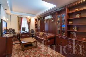 Элитная квартира в Москве по адресу: Осенняя улица, дом 25    от агентства элитной недвижимости Finch