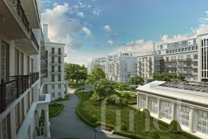 Элитная квартира в Москве по адресу: Ефремова ул., д. 19, корп. 1 – 4.  от агентства элитной недвижимости Finch