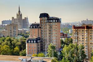 Элитная квартира в Москве по адресу: Большая  Грузинская ул., дом  19  от агентства элитной недвижимости Finch