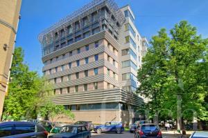 Элитная квартира в Москве по адресу: Малый Левшинский пер., д. 5, стр.2  от агентства элитной недвижимости Finch
