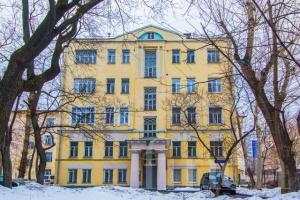 Элитная квартира в Москве по адресу:  1-й Коптельский переулок, дом 24, стр. 3 от агентства элитной недвижимости Finch