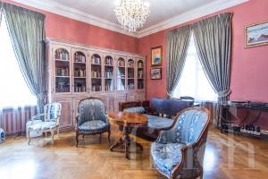 Элитная квартира в Москве по адресу: Ермолаевский пер., дом 9 от агентства элитной недвижимости Finch