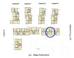 Элитная квартира в Москве по адресу: Льва Толстого ул. дом 23/7 стр.1  от агентства элитной недвижимости Finch
