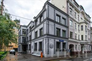 Элитная квартира в Москве по адресу: Гагаринский пер., дом 33 от агентства элитной недвижимости Finch