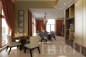 Элитная квартира в Москве по адресу: 2-ая Фрунзенская ул. дом  8  от агентства элитной недвижимости Finch