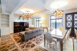 Элитная квартира в Москве по адресу: Косыгина ул., д. 2 от агентства элитной недвижимости Finch