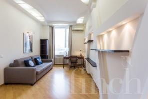 Элитная квартира в Москве по адресу: Большая Дорогомиловская ул.,  д.4 от агентства элитной недвижимости Finch