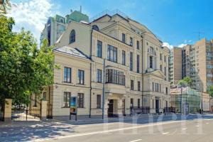 Элитная квартира в Москве по адресу: Большая Никитская  ул., дом 45 от агентства элитной недвижимости Finch
