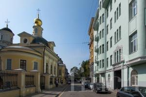 Элитная квартира в Москве по адресу: Малый Знаменский переулок, дом 7-10 от агентства элитной недвижимости Finch