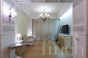 Элитная квартира в Москве по адресу: Малый Козихинский пер.,  дом 14 от агентства элитной недвижимости Finch
