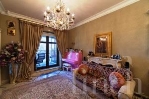 Элитная квартира в Москве по адресу: Малая Полянка ул. дом 2  от агентства элитной недвижимости Finch