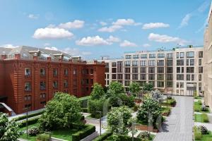 Элитный объект в Москве по адресу: Садовническая ул., д. 57 строение 1 от агентства элитной недвижимости Finch