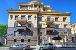 Элитный объект в Москве по адресу: Турчанинов пер, 2А от агентства элитной недвижимости Finch
