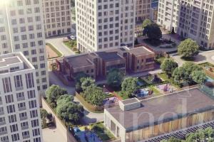 Элитный объект в Москве по адресу: Сергея Макеева ул., д.9 от агентства элитной недвижимости Finch