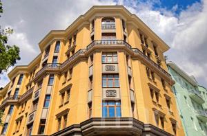 Элитный объект в Москве по адресу: Колымажный пер. дом 10  от агентства элитной недвижимости Finch