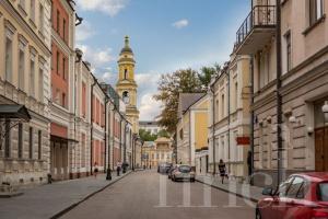 Элитный объект в Москве по адресу: Больша Полянка ул., д. 44 от агентства элитной недвижимости Finch