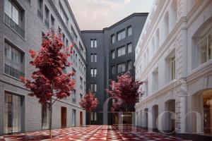 Элитный объект в Москве по адресу: Большая Полянка ул., дом 9 от агентства элитной недвижимости Finch